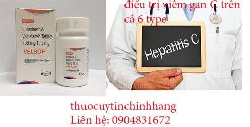 Thuốc Velsof giá bao nhiêu
