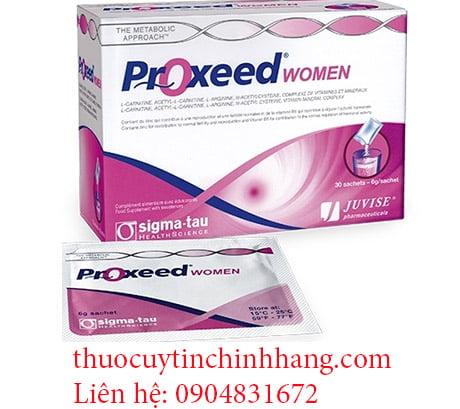 thuốc proxeed women giá bao nhiêu