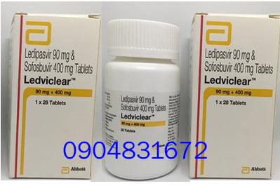 Thuốc LedviClear giá bao nhiêu