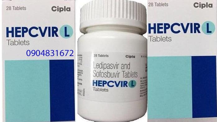 Thuốc Hepcvir L giá bao nhiêu