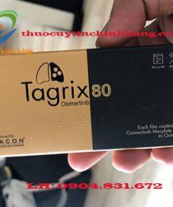Thuốc Tagrix 80mg giá bao nhiêu?