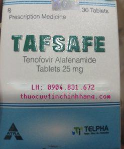 Giá thuốc tafsafe