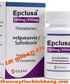 Thuốc Epclusa giá bao nhiêu