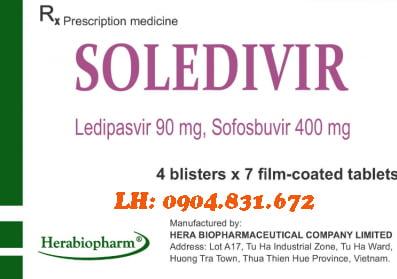 Thuốc Soledivir mua ở đâu