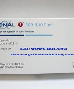 Giá thuốc gonal-f