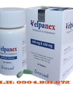 Giá thuốc Velpanex