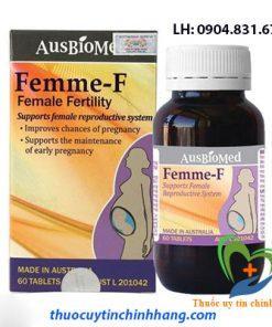 Giá thuốc Femme F