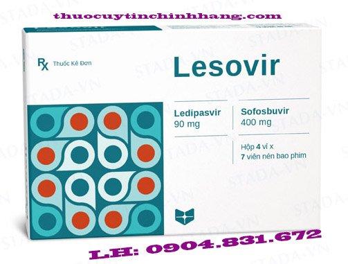 Thuốc Lesovir là thuốc gì