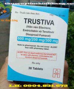 Thuốc trustiva là thuốc gì