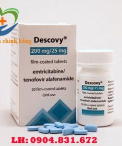 Thuốc Descovy giá bao nhiêu