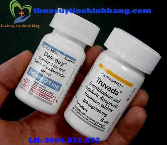 Thuốc Descovy là thuốc gì