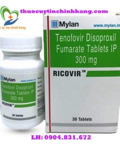 Thuốc Ricovir là thuốc gì