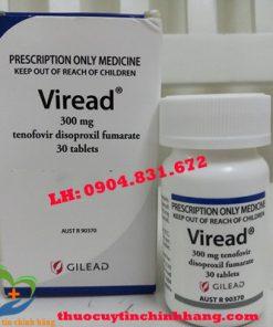 Thuốc Viread mua ở đâu
