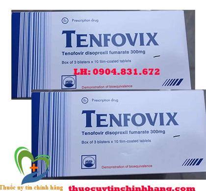Thuốc Tenfovix mua ở đâu