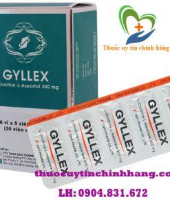 SĐK thuốc Gyllex