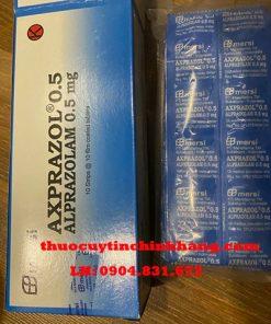 Thuốc Axprazol 0.5 giá bao nhiêu