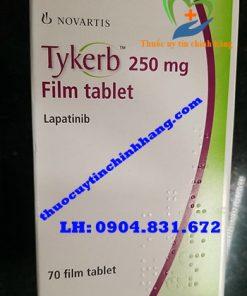Thuốc Tykerb giá bao nhiêu