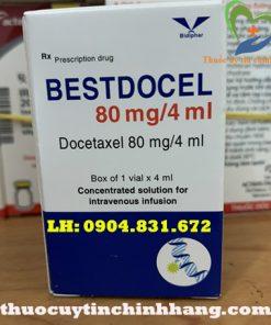 Thuốc Bestdocel giá bao nhiêu