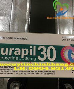 Thuốc Durapil 30 giá bao nhiêu