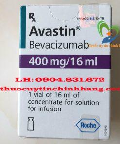 Thuốc Avastin giá bao nhiêu