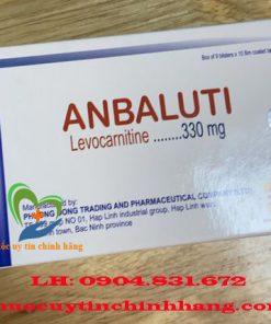 Thuốc Anbaluti giá bao nhiêu