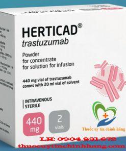 Thuốc Herticad giá bao nhiêu