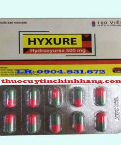 Thuốc Hyxure 500mg giá bao nhiêu