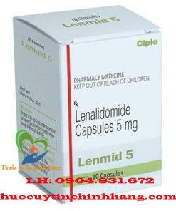 Thuốc Lenmid giá bao nhiêu