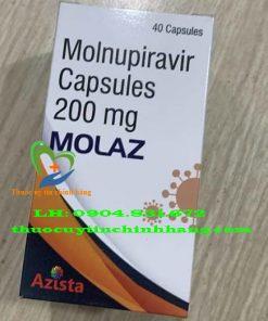 Thuốc Molaz giá bao nhiêu