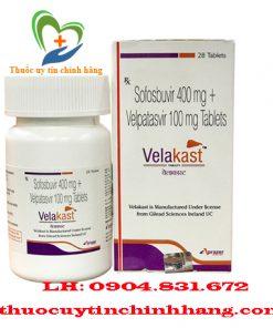 Thuốc Velakast giá bao nhiêu